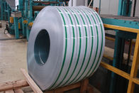 201 / 202/304 / 304L/430/409L/410S/ Cold Rolled Stainless Steel Strips PE Film For Chemical Industry